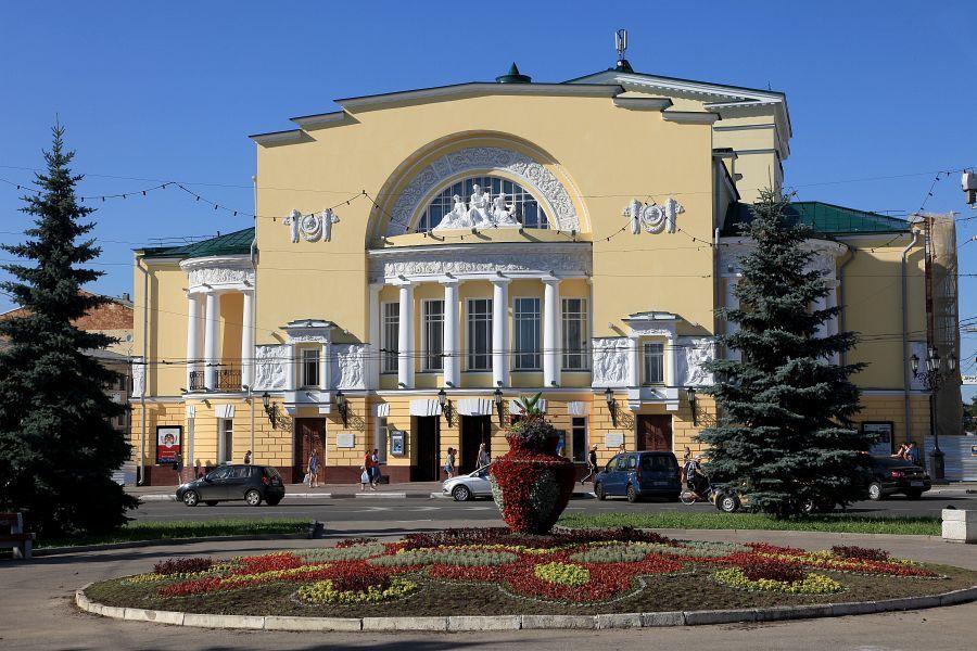 Волковский театр ярославль официальный сайт афиша - 9128