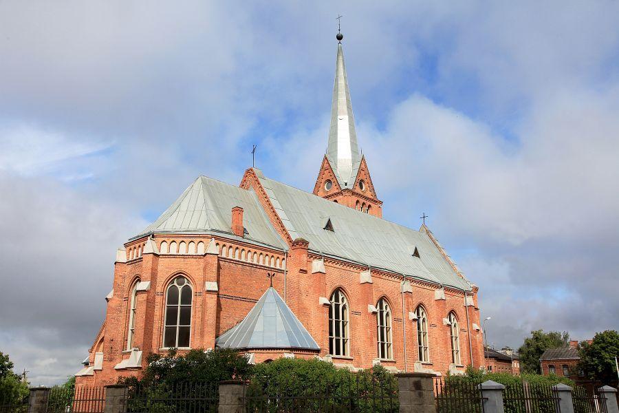 datování kostela člena Krista