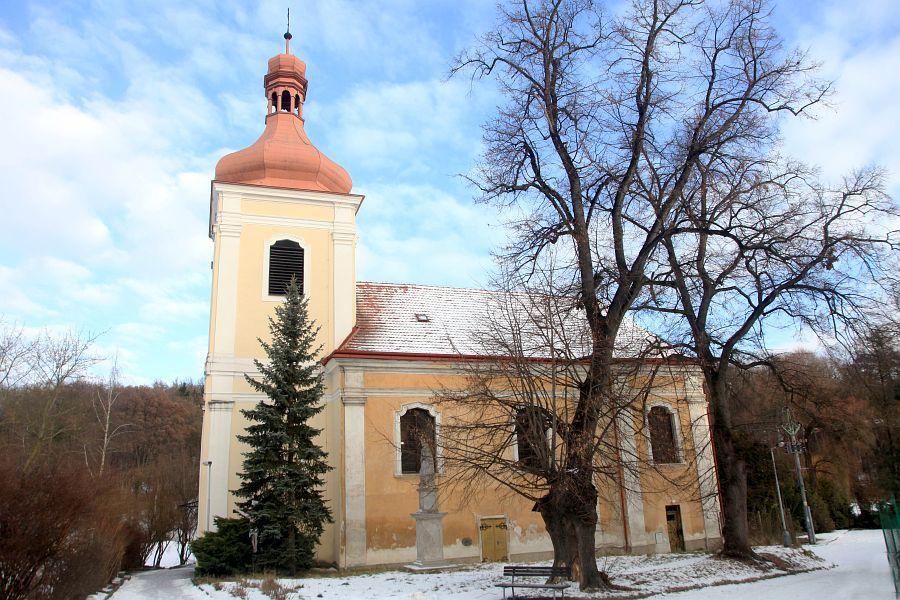 Image result for uvaly kostel Zvěstování Páně,