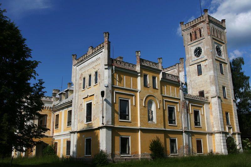 Картинки по запросу zamek bychory